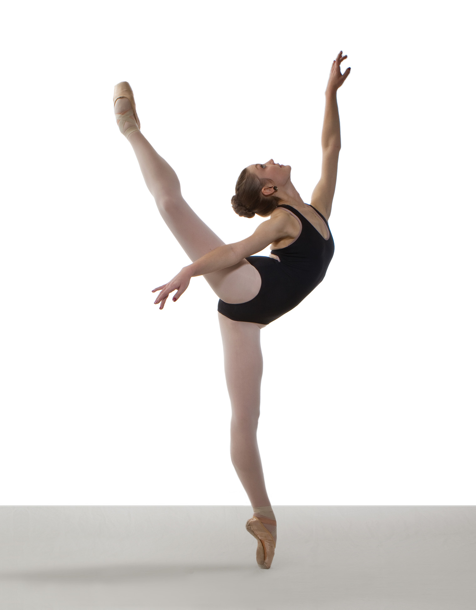 Drawn ballerine modern dancer Reviews Reviews Ballet Joffrey The