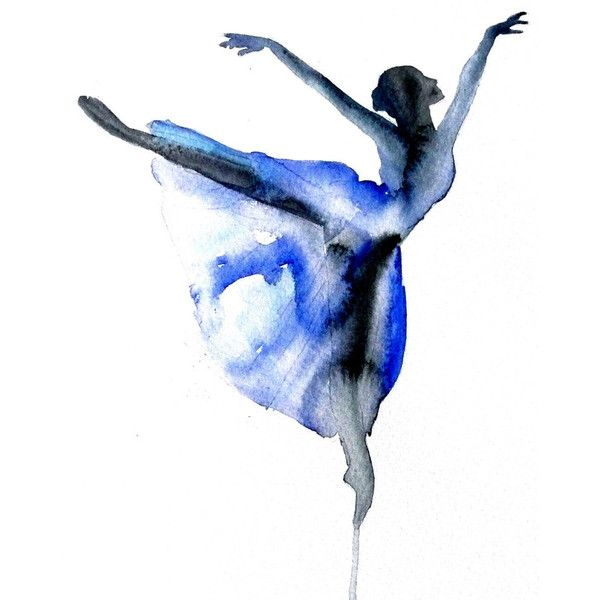 Drawn ballerine modern dancer & on images Movement Pinterest