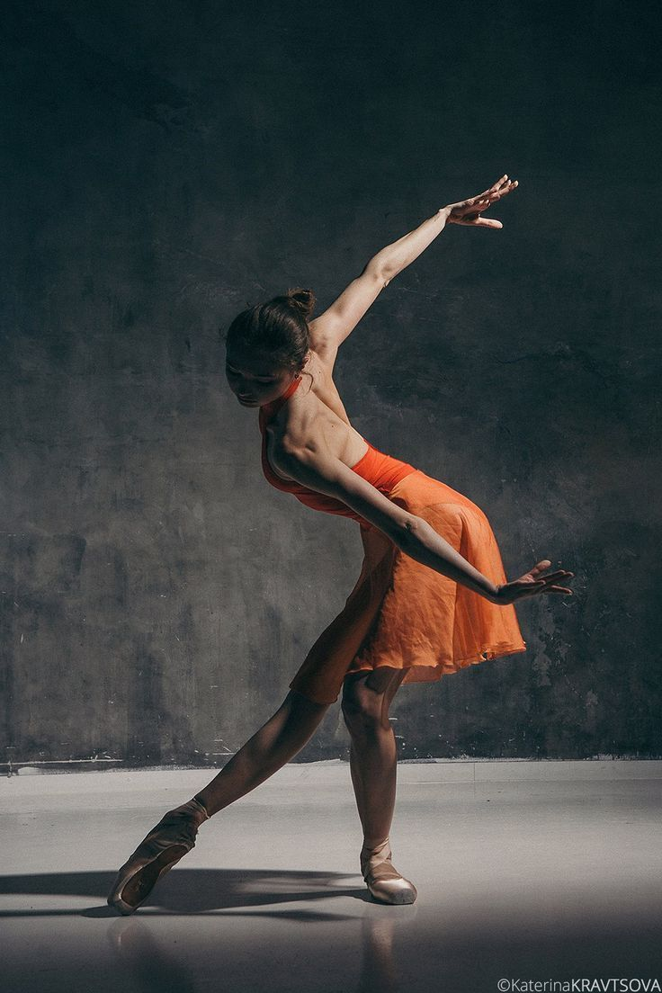 Drawn ballerine modern dancer Dance in picture one Pinterest