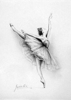 Drawn ballerine sketch Should 10 Ballerina Adult Have