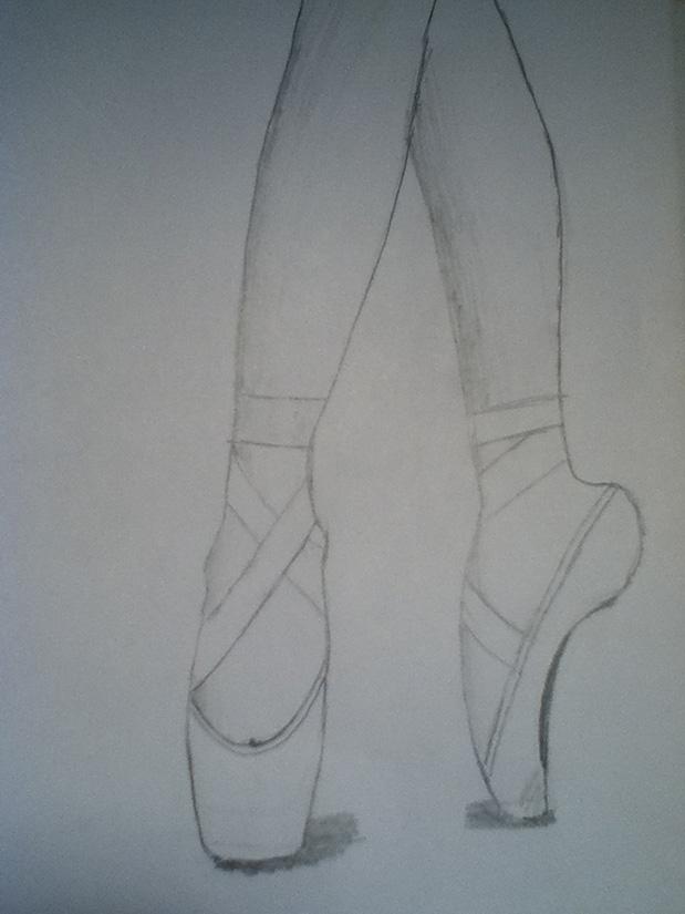 Drawn ballet Tags: Ballet  teen Kid