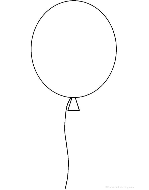 Drawn balloon Art  on Free Clip