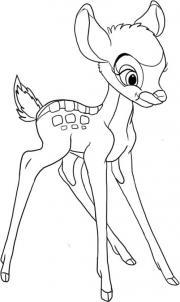 Drawn bambi #2