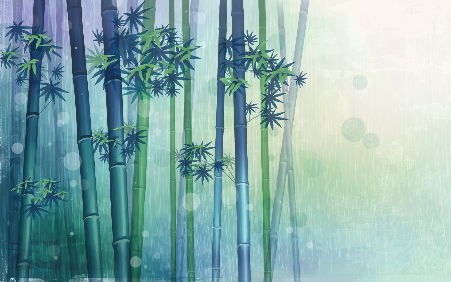Drawn bamboo 1920x1200 Wallpapers Collection 95 HD