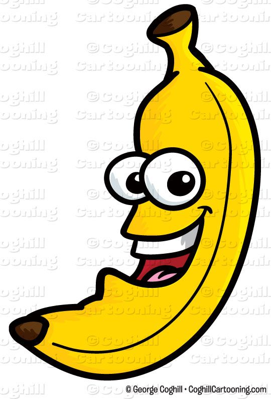 Banana Pudding clipart cartoon Images BANANA stock George best