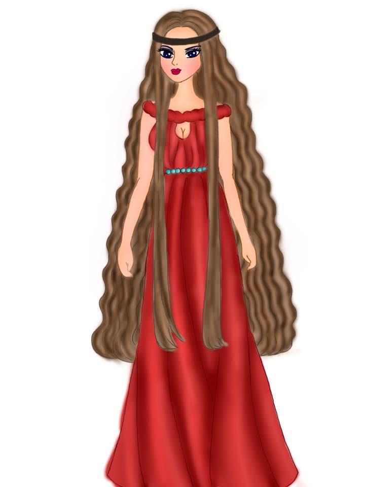Drawn barbie barbie doll Draw doll to How tutorial