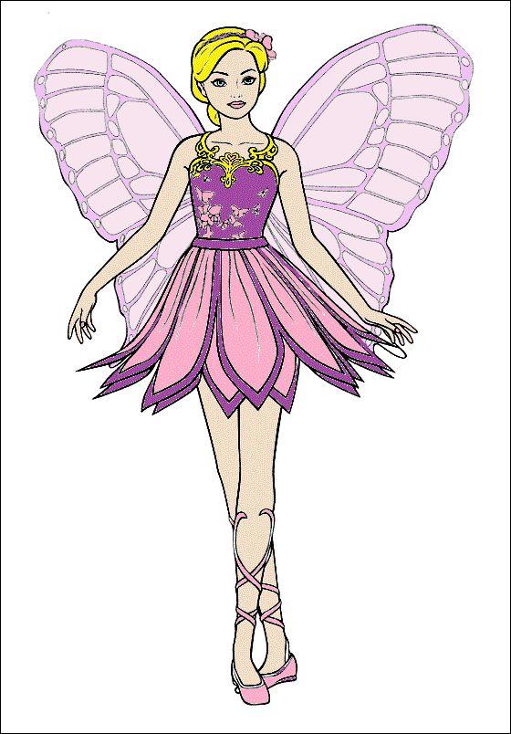 Drawn barbie barbie mariposa Catalogue world's of The mariposa