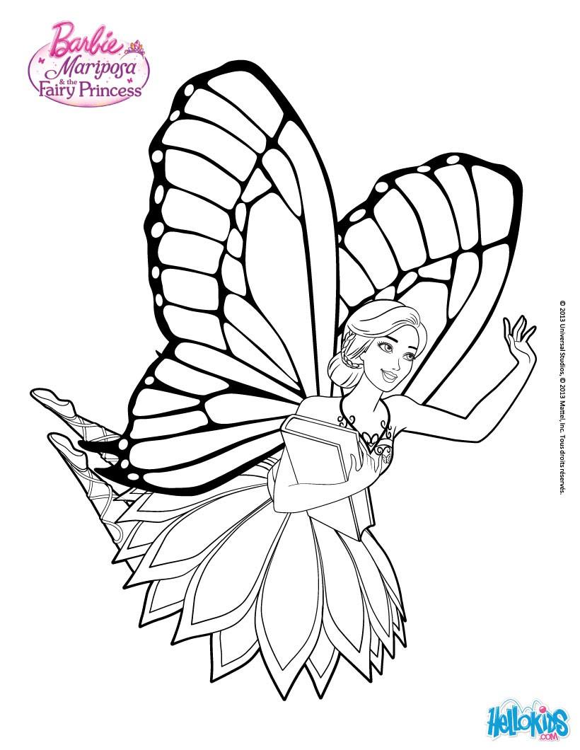 Drawn barbie barbie mariposa Hellokids More is of by