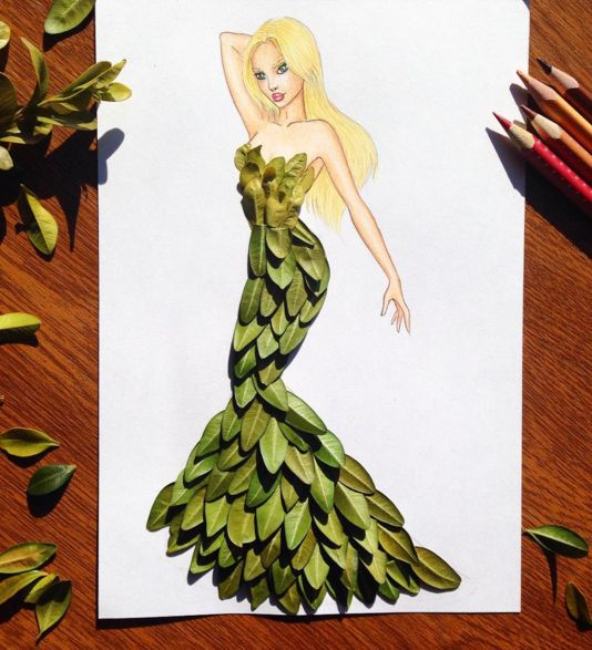 Drawn barbie flower On images best women clothes