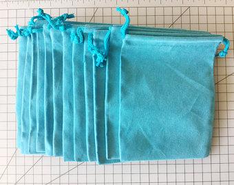 Drawn barbie original Velveteen Drawstring Tote Hand Bags