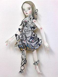 Drawn barbie original Original