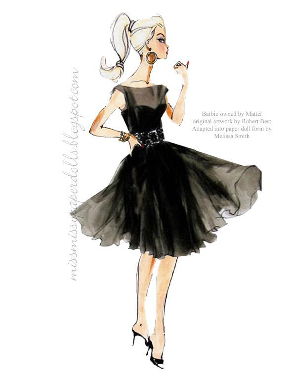 Drawn barbie robert good The com Inside Studio Fashion