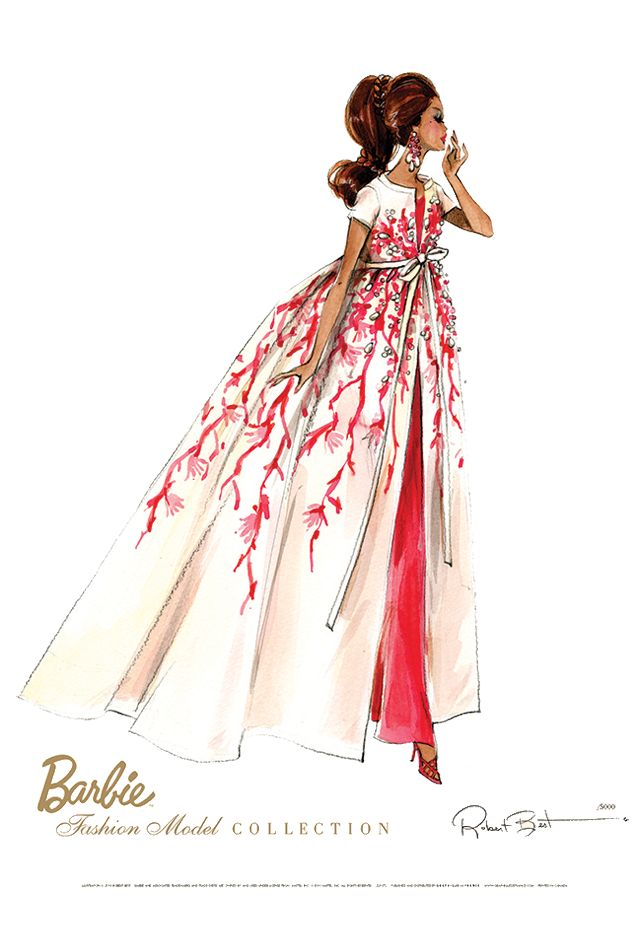 Drawn barbie top the world This Barbie be I shorter