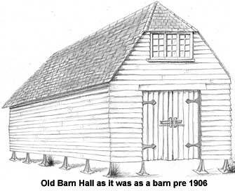 Drawn barn #2