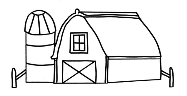 Drawn fence Coloring Coloring Page Luna Page