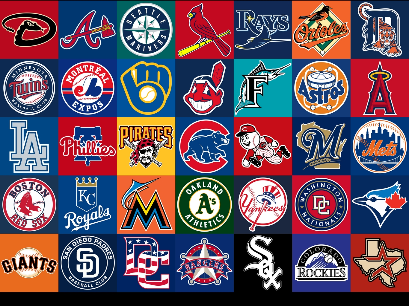 Drawn baseball baseball logo Mlb your majors? more! and