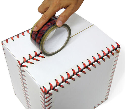 Drawn baseball baseball stitch Landofoh Packaging Packaging $17 Decorative