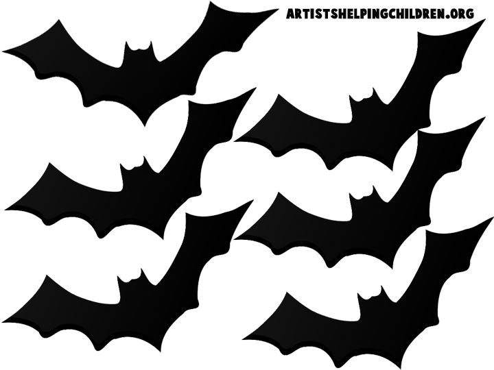 Bat clipart printable halloween decoration Bedroom  and and Halloween