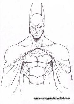 Drawn batman Pencil art drawings fan batman