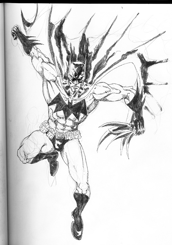 Drawn batman basic I've geek I him time