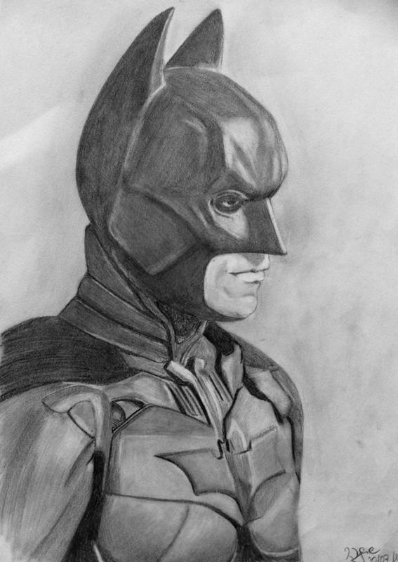 Drawn batman batman dark knight By wylie Bale Batman schatz