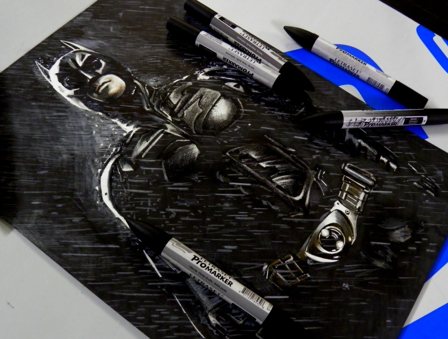 Drawn batman batman dark knight The Drawing Dark Knight