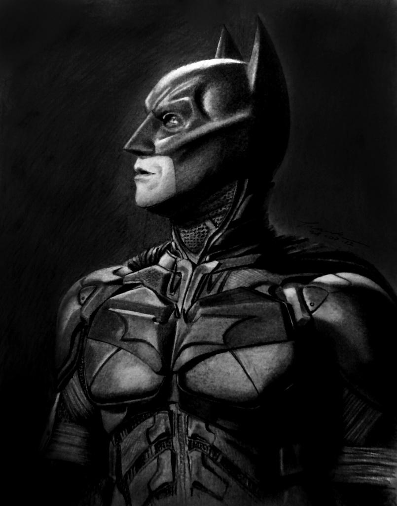Drawn batman batman dark knight  ©2012 Dark Knight Artworks