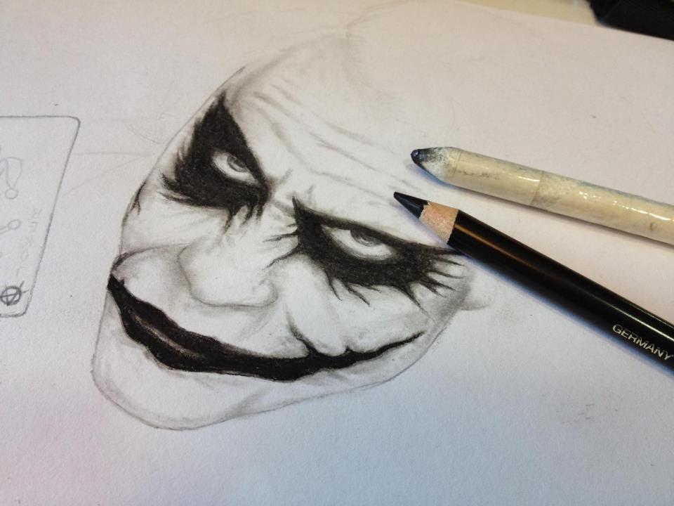 Drawn batman beginner Pencils YouTube Knight)  and