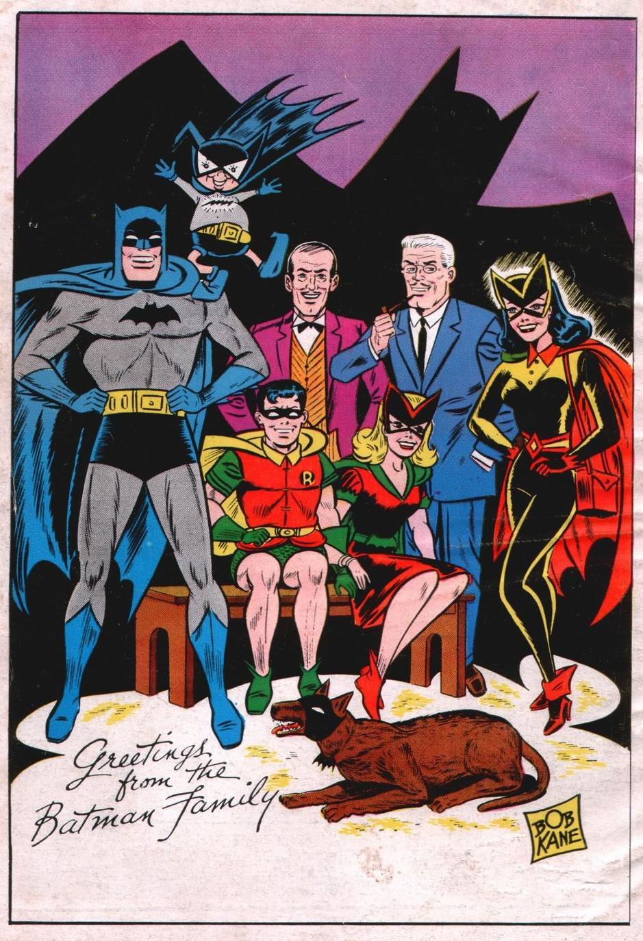 Drawn batman bob kane The Danger BobKane2 1953 76
