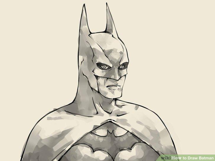 Drawn batman cartoon Ways Batman Draw Batman 6
