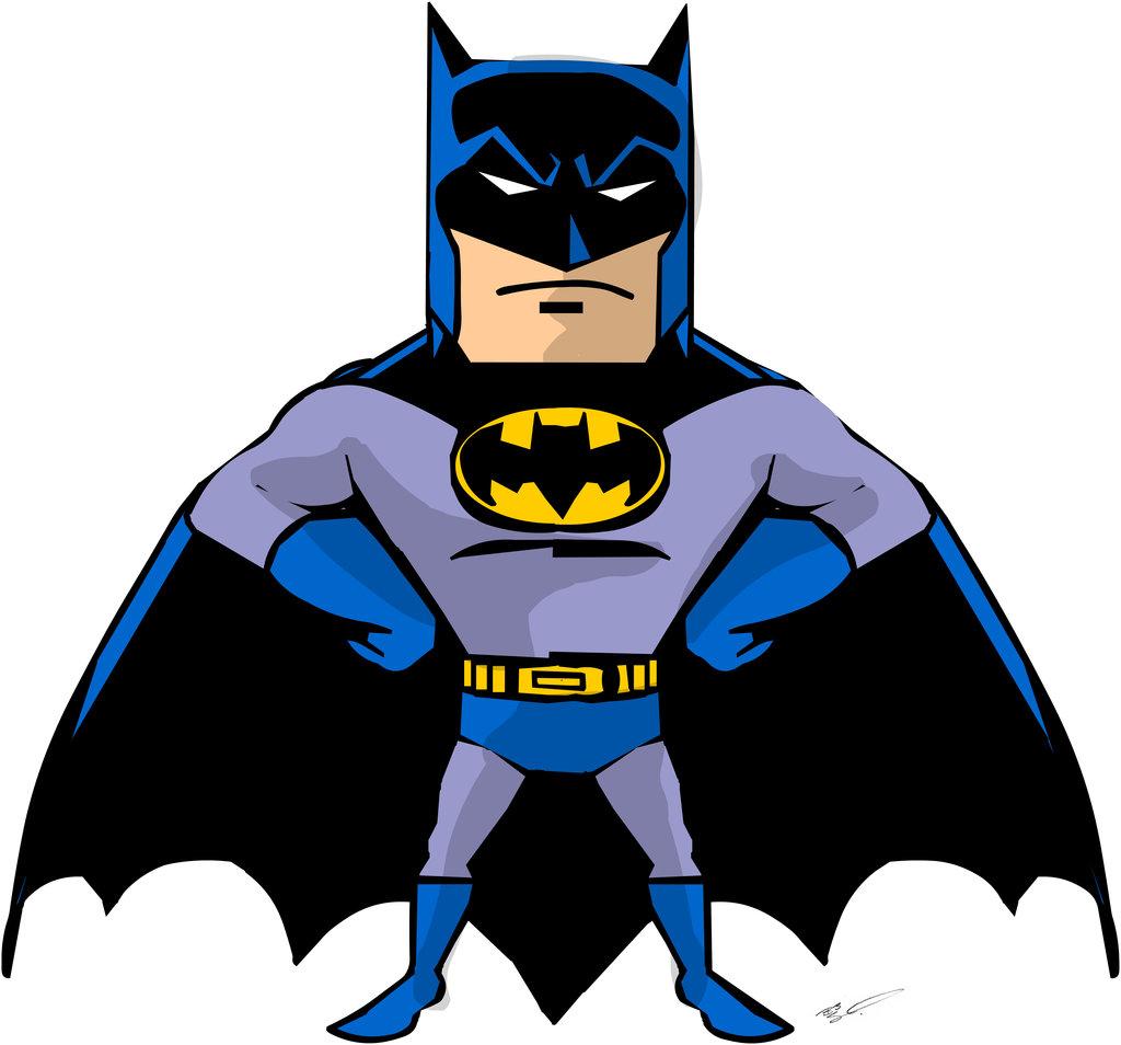 Drawn batman cartoon Justice Post To Draw Easy