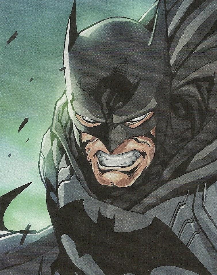 Drawn batman cowl He artistic white eyes of