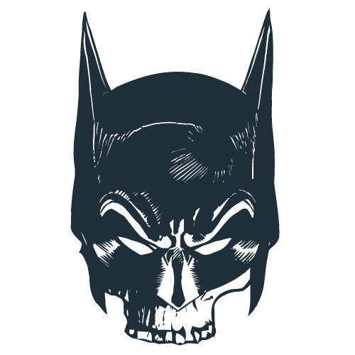 Drawn batman cowl Batman a idea a returns