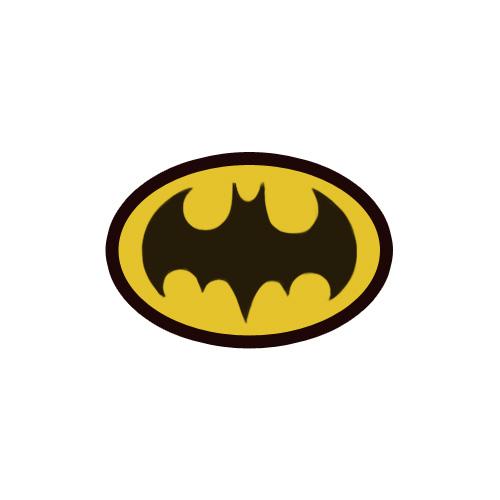 Drawn batman small #4