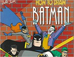 Drawn batman small #9