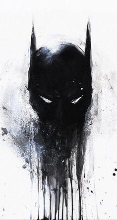 Drawn batman small #6