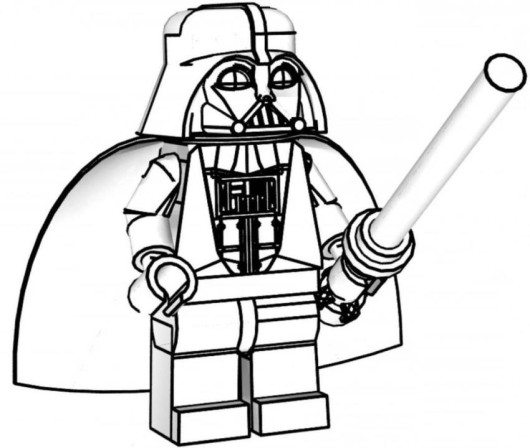Drawn batman star wars darth vader Pages Batman Wars Lego Star