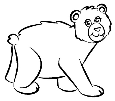 Drawn bear How Draw How to Draw