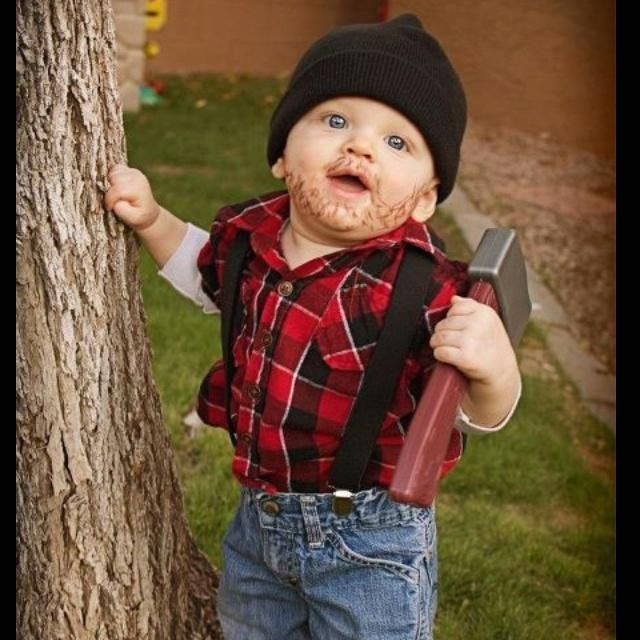 Drawn beard baby With Costumes Halloween Halloween 20+