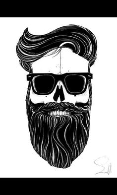 Drawn beard black ice Drawing & Pinterest More Beard