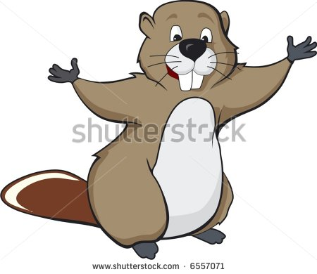 Beaver clipart funny Vectors Art Art Vectors Stock
