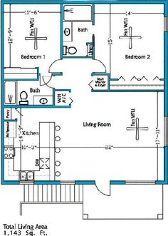 Drawn bedroom dining area Google 2 Kitchen 1 Story