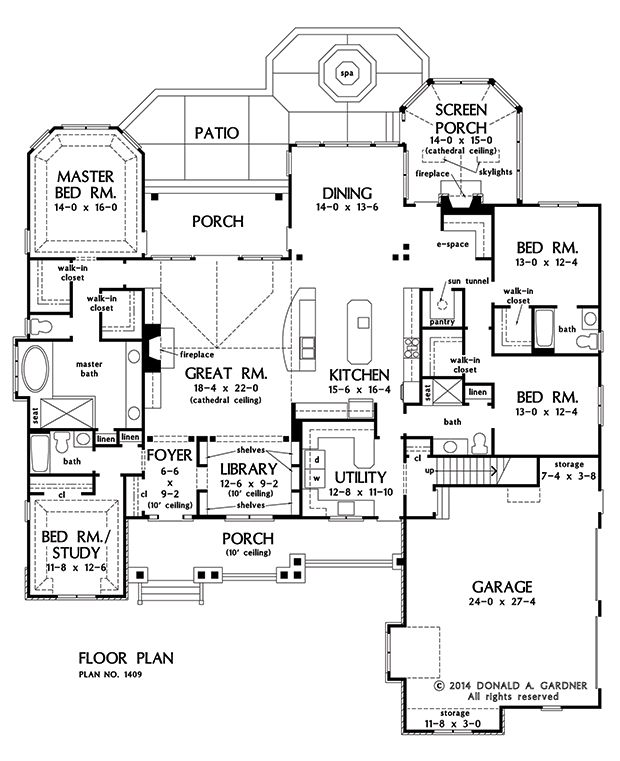 Drawn bedroom first #1409 6 bedroom plans NOW