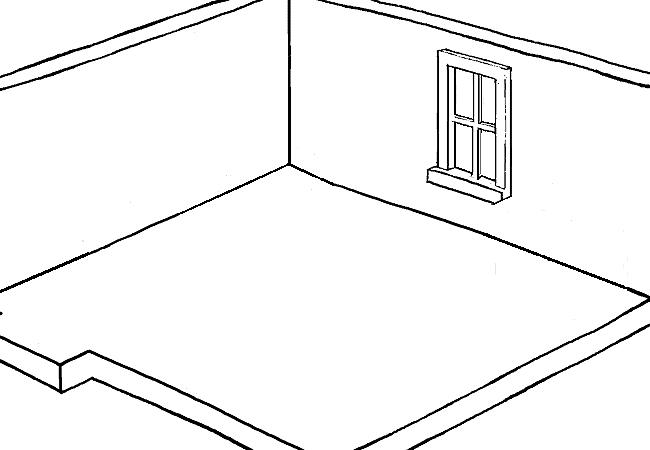 Drawn bedroom homestuck #12