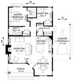 Drawn bedroom house This plans law floor has