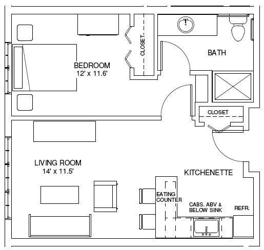 Drawn bedroom house Bedroom plans Pinterest 25+ FLOORPLANS