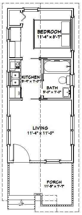 Drawn bedroom inside house #6