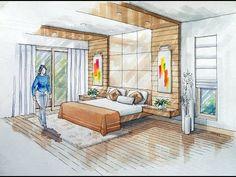 Drawn bedroom interior designer Sketch 3 2 Tutorial Sketch