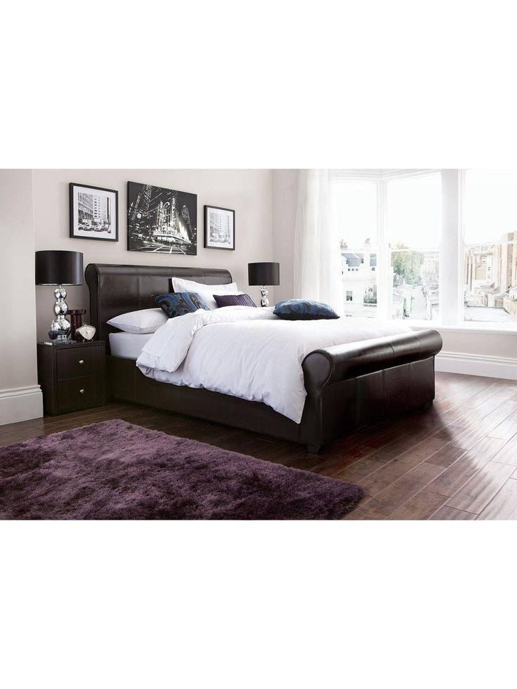 Drawn bedroom mattress 25+ Leather bed on Bed
