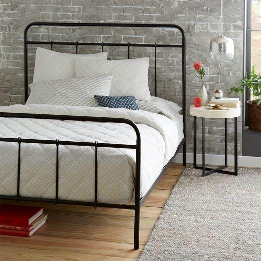 Drawn bedroom mattress Drawn Bed Best Pinterest metal
